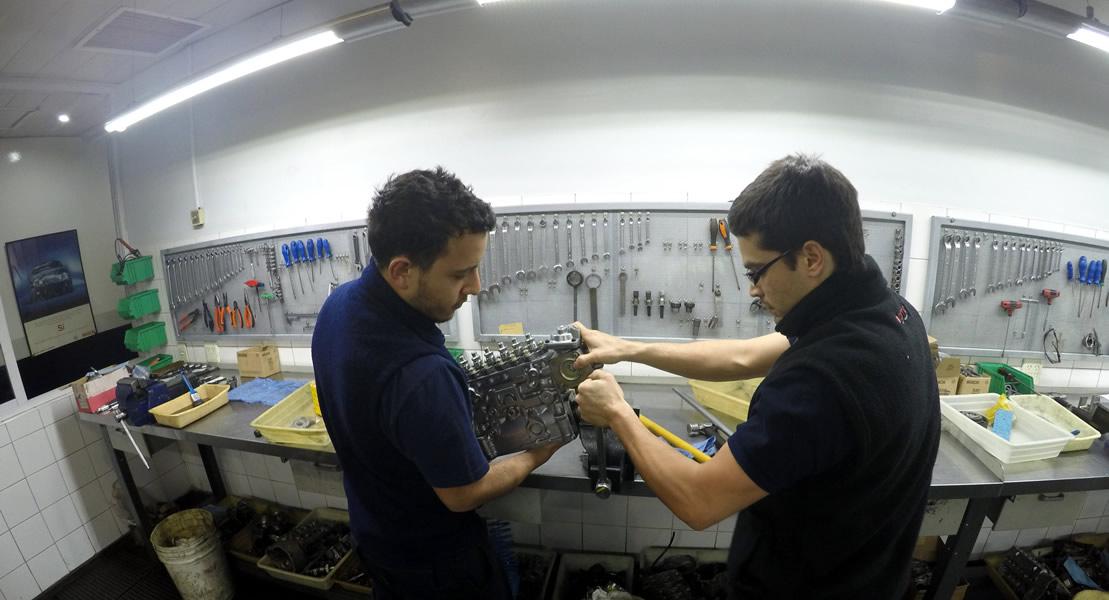 reparacion bombas diesel